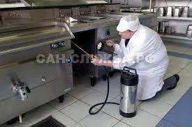 Профессиональная дезинсекция производственных помещений
