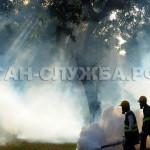 Уничтожение клещей и комаров