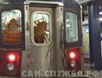 заражение клопами в общественном транспорте, клопы в вагоне поезда, клопы в метро
