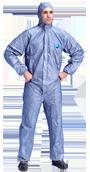защитная одежда при обработке средствами от тараканов и постельных клопов; защитный комбинезон для самостоятельной обработки от насекомых; как защитить тело при обработке инсектицидными средствами; защитный комбинезон Тайвек (Tyvek)