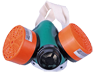 Респиратор для защиты от паров инсектицидных средств; респиратор для самостоятельной обработки от насекомых и грызунов; средство защиты органов дыхания при борьбе с насекомыми и грызунами