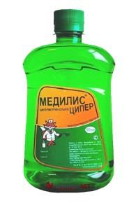 Купить Медилис Ципер 500 мл от клещей, медилис-ципер от постельных клопов и тараканов, медилис-ципер цена, медилис ципер купить в москве, средство медилис ципер