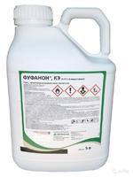 Фуфанон 5 литров инсектицидное средство купить; Фуфанон 5 литров купить в москве с доставкой; купить фуфанон для обработки от насекомых, Инсектицидное средство Фуфанон малатион 570, Фуфанон 5л кеминова