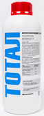 Средство Тотал от насекомых 1 литр купить, Тотал на основе ДВ дельтаметрин купить 1 литр, Средство Тотал от постельных клопов и тараканов купить производство Гарант, Тотал 1 литр Гарант, Инсектицидное средство Тотал канистра 5 литров купить в Москве, Купить Тотал от блох 5 литров